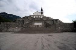 Caporetto, Kobarid monument