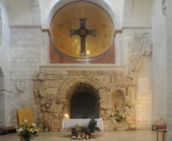 Basilique des Dames de Sion, Israel, Jerusalem, Old Sity, Arab quarter, Via Dolorosa.