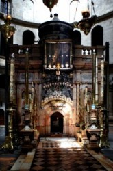 Tomb of Christ_holy sepulchre_calvary 14th station_holy sepulchre_tomb of jesus_anastasis_chapel of the angel_christian_