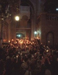 Holy Sepulcher_Holy Land_Tomb of Christus_Stone of the Unction_Golgotha_Greek orthodox_Easter in Holy Sepulcher_Easter_