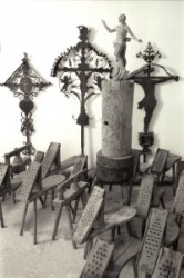 Pictures from the story of the first Hungarian sight collection.