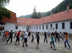 Waldorf School in Hamor