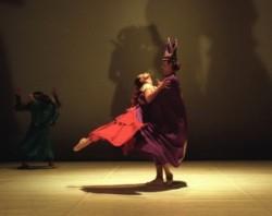 Carl Orff: Carmina Burana. Ballet of Győr