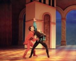 Romeo and Juliet. Ballet of Győr