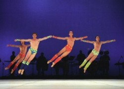 Troy Games. Ballet of Győr