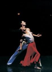 Carmen.    Ballet of Győr