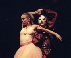 The opera house's phantom