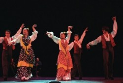 "Márquez's Dance Company made its debut on 7 November 1995, in Seville, at the Teatro de la Maestranza, staging the show ""Movimiento Perpetuo"". Flamenco dances that can be best described as passionate,"