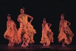 flamenco dance,