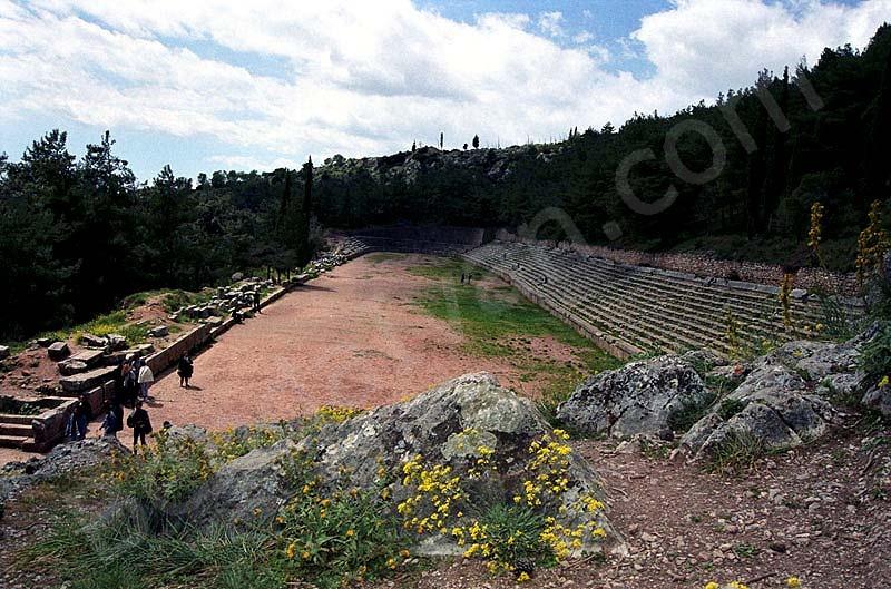 Ancient Stadium of Delphi