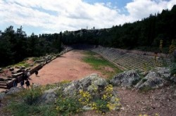 Ancient Stadium of Delphi