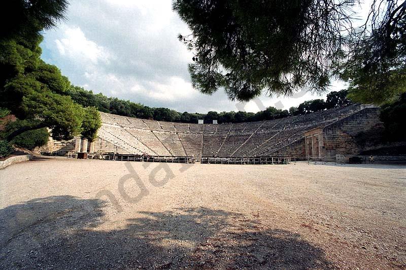 Theater at Epidauros