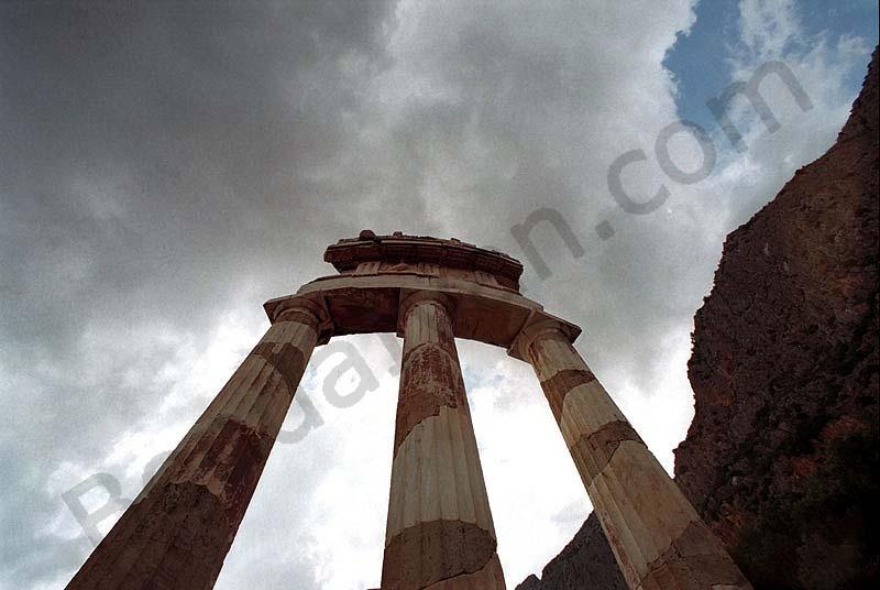 Tholos of Athena Pronaia