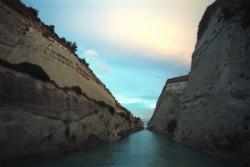 Korinthos-chanal