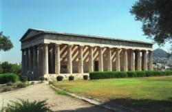 The Temple of Haephastus