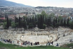The Dionysos Theatre