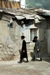 Jerusalem, Mea Searim Ortodox Juis Quarter, Israel, Holyland,