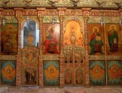 The chapel of Forty Martyrs