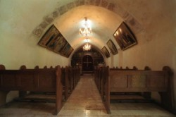 Ethiopian monastery nier the IX. Station