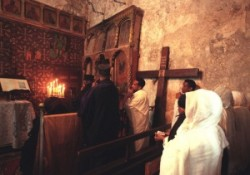 Holy Land_Holy Prison_Tomb of Christus_Golgotha_Saint Michael_chapel_Chapel of Adam in the Holy Sepulcher_old city