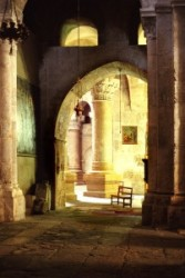 Arches of the Virgin Mary