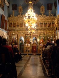 Chapel of Saint Jakab_Holy Land_Holy Prison_Tomb of Christus_Golgotha_Roman Catholics_Greek orthodox_Jesu_Greek_