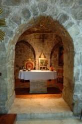 Knight Templar chapel