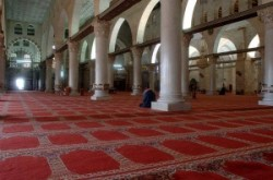 The Al-Aqsa-Mosque