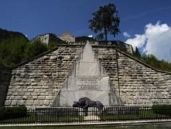 Monument of Predil.