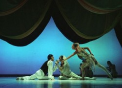 Giovanni        Ballet of Győr.